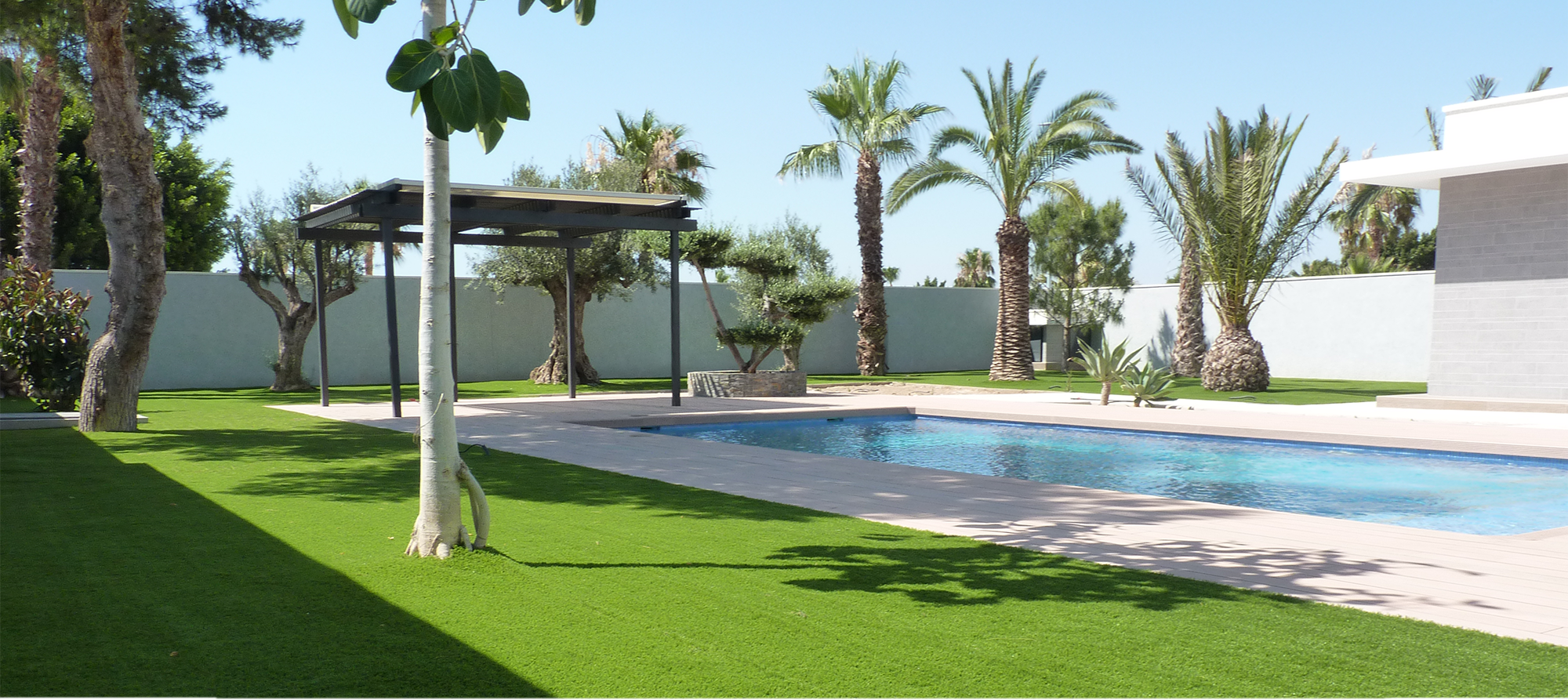 Artificial grass Varinias Ibiza